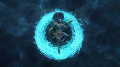 Shiva Series, The Form of Water! Shiva Art, Shiva Shakti, Hindu Art, Uhd Wallpaper, Shiva Wallpaper, Shri Ganesh, Hanuman, Indian Illustration, Om Namah Shivay