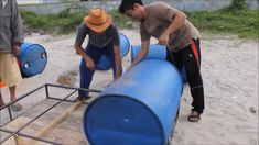 Drum Plastic Boat by ITDel Students Floating Boat, Drums, Students, Plastic, Outdoor Decor, Youtube, House, Home, Percussion