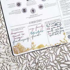 2,528 vind-ik-leuks, 37 reacties - Passion Planner (@passionplanner) op Instagram: 'Have you filled out the Fresh Start section of your Passion Planner yet? - Fill out this section…' Passion Planner, Life Planner, Happy Planner, Planner Ideas, Law Of Attraction Planner, Doodle Lettering, Studyblr, Fresh Start, Bullet Journals