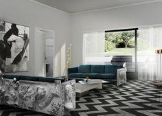 inspirationen und dekoideen für moderne wohnzimmer design | eden ...