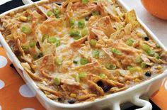 Easy Weeknight Dinner: Chicken Nacho Pot Pie