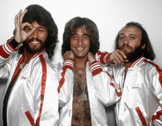 Bee Gees, Los Angeles, 1977  | Barry Gibb of the Bee Gees in pictires | Galleries | Pics | Daily Express