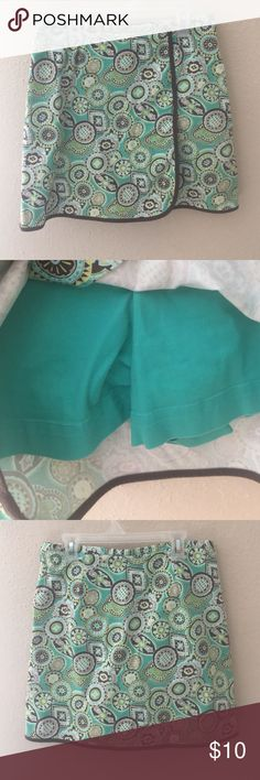 Harolds super cute skirt Cute skirt with shorts attached excellent condition size 4 harolds  Skirts