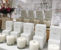 STARTING A CANDLE MAKING BUSINESS - The Wooden Wick Co. Are you ready to take your hobby to the next level and make it a candle making business? The amount of information on get started can be overwhelming Wood Wick Candles, Mini Candles, Beeswax Candles, Soy Candles, Scented Candles, Perfumed Candles, Candle Wicks, Candle Holders, Vegan Candles
