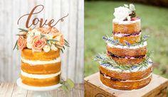 ¿La nueva tendencia en pasteles de boda? Declarar la guerra al merengue y los adornos recargados.