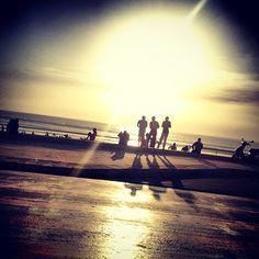 Comment: jouj2001 said #senegal# corniche#africa#sunset