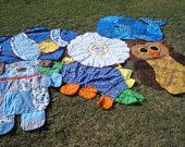 Animal Shaped Quilts