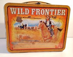 Wild Frontier Lunch Box by TheGypsyChixCompany on Etsy, $35.00