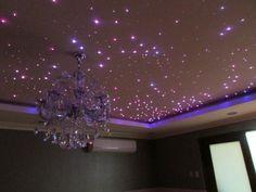 10w fiber optic light kit for star ceiling ceiling lighting projects beautiful fiber optic lights ceiling aloadofball Choice Image