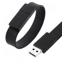 Wristband 8 GB USB Pen Drive- Flintstop.com for @ Rs.749