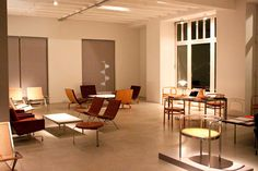 Poul Kjaerholm exhibition at Jacksons Berlin