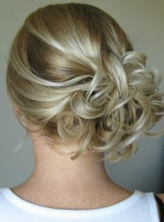 StyleSeat is the leading place to discover top beauty professionals. Book an appointment today with a hair stylist or nail artist in your neighborhood. Side Hairstyles, Fancy Hairstyles, Wedding Hairstyles, Engagement Hairstyles, Bridesmaid Hair, Prom Hair, Bridal Hair And Makeup, Hair Makeup, Sams Hair