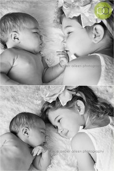 Beautiful picture - I would love something like this done in the future when the time comes for a second baby 3 Sibling Photos, Newborn Pictures, Baby Pictures, Baby Photos, Cute Pictures, Newborn Pics, Family Photos, Beautiful Pictures, Big Sister Pictures