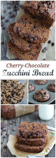 Cherry-Chocolate Zuc