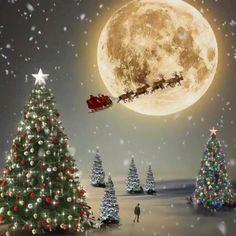Clear Christmas Ornaments, Christmas Bulbs, Xmas, Christmas Scenery, Cozy Christmas, Christmas Jesus, Father Christmas, Vintage Christmas Images, Funny Babies