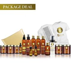 The Everything Package Deal - with large size T-shirt