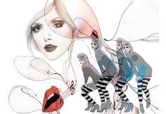 Illustration Design | 2006-2012 Trendland magazine all rightsreserved