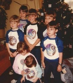 """The cool kids (1982)"" Photo by Timlybarger   (From This Is Your Alien Tumblr site) #sweatshirts #christmas #movies #lol #80s #1980s #80skid"