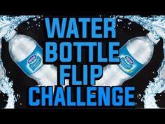 Water Bottle flip challenge Gone Wrong - YouTube