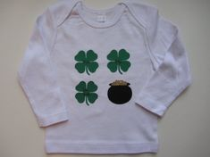 St. Patrick's Day shirt by ArchStDesigns on Etsy, $20.00