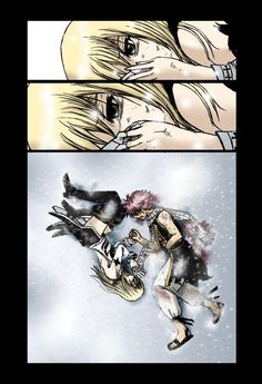 Fairy Tail... all the feels.: