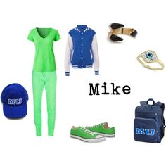 Monsters University. Awe I did this!