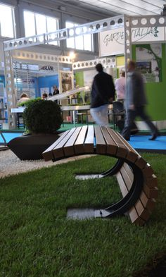 FLORMART Padova 2011 | LAB23 - Street Furniture