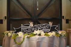 Rustic Chic Navy and
