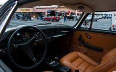 1973 Volvo P1800 ES - white - interior | Flickr - Photo Sharing!