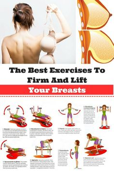 The Best Exercises To Firm And Lift Your Breasts