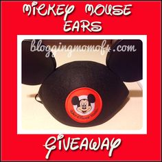 Win a Set of Mickey Mouse Ears | Review Dad
