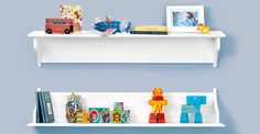 A versatile book shelf which looks great anywhere in your home - Great Little Trading Company £36