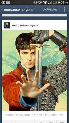 Merlin x Arthur