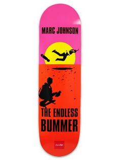 Chocolate Skateboards, Marc Johnson - Endless Bummer
