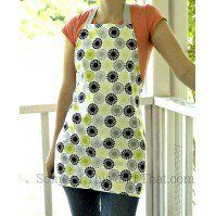 An Absolute Feast of 200  Free Apron Patterns - So Sew Easy