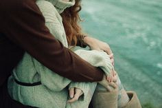 waterside hugs •couples• lovers • romance