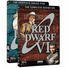 Red Dwarf Series V VI DVD Review Buy Now