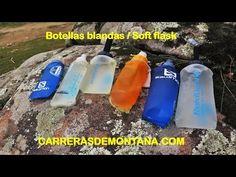 Soft Flask Salomon Raidlight WAA Como elegir botella blanda por Mayayo - YouTube