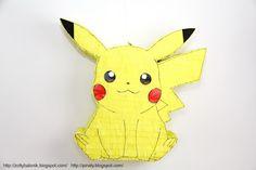 pikachu pokemon pinata