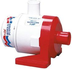 Rule 17A Marine Rule 3800 Marine General Purpose Centrifugal Pump (3800-GPH, ...