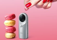 LG 360 CAM | Capture The World Around You In All Directions | Useful Gadget