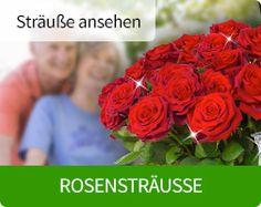 Rosen bei http://blumen-verschenken.eu online bestellen. Bundesweiter Blumenversand per Mausklick.