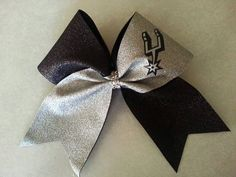 Spurs Cheer Bow