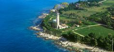 Croatian Lighthouses for Rent - Gadling Resorts, Visit Croatia, Thousand Islands, Fish Swimming, Adriatic Sea, Central Europe, Adventure Awaits, The Places Youll Go, Places To Travel