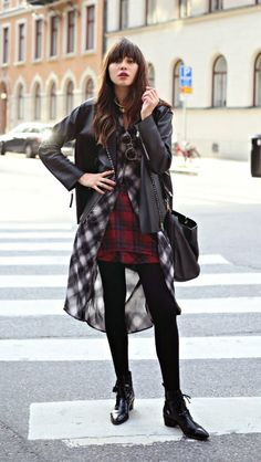 Plaid... So classic! Still like it since forever ago!
