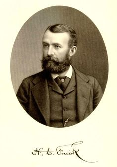 Henry Clay Frick, 1871 Carnegie's managing partner.