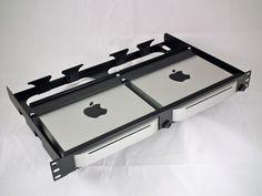 MMR-2G-1URS, MMR-2G-1U, MMR-2G-2URS, MMR-1G-2URS | Mac Mini Rack Mount