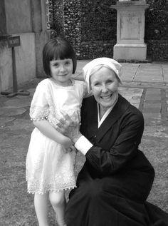 Downton Abbey's Sybbie ....last season ..