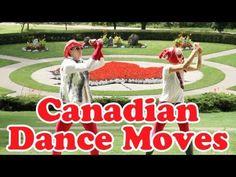 Canadian Dance Moves' an endearing tribute to Canuck culture @Anna Ballard @Rhonda Farley @Barbie Howard