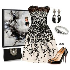 """Satinee red carpet dress collection"" by lellelelle on Polyvore"